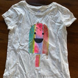 Gap T-shirt size Juniors Large